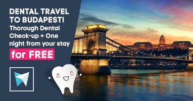 Thorough Dental Check-up + One night from your stay now for FREE