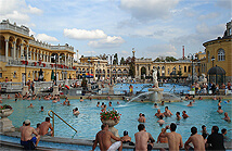 Széchenyi thermal spa